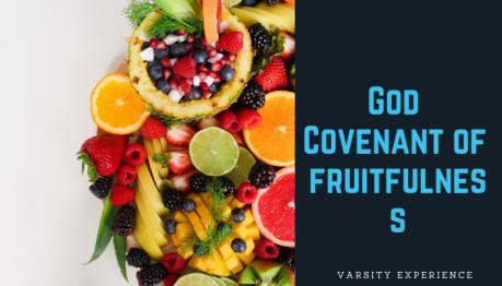 God Covenant Of Fruitfulness